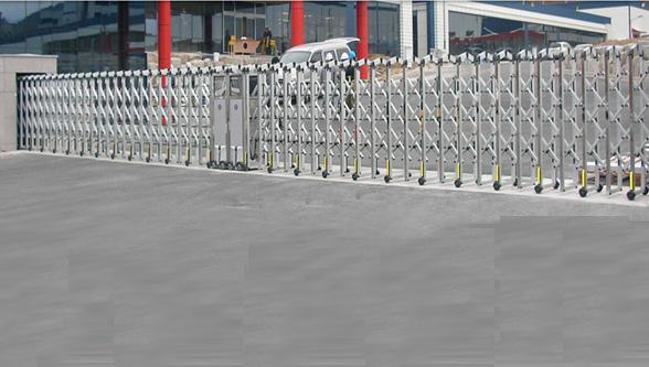 Gandhi Automations Retractable Gates