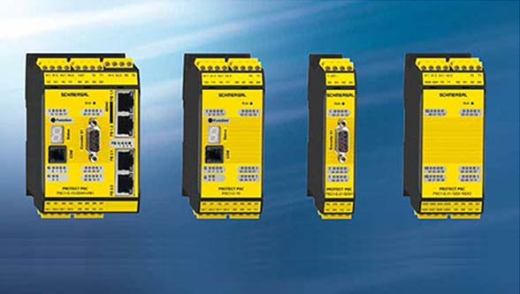 SCHMERSAL PROTECT PSC1 safety controller
