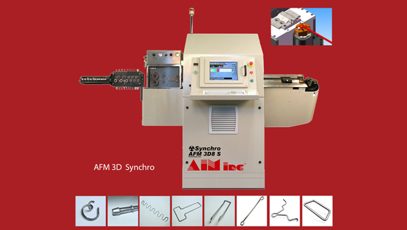 AIM Inc. - The world's leader in CNC wire bending