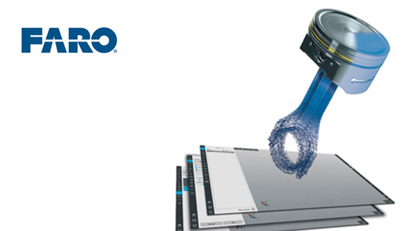 FARO® introduces FARO RevEng™ for Design Professionals