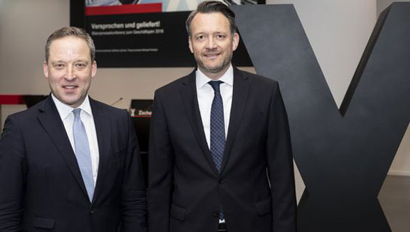 LANXESS achieves strong result in 2018 and makes a solid start to the new fiscal year