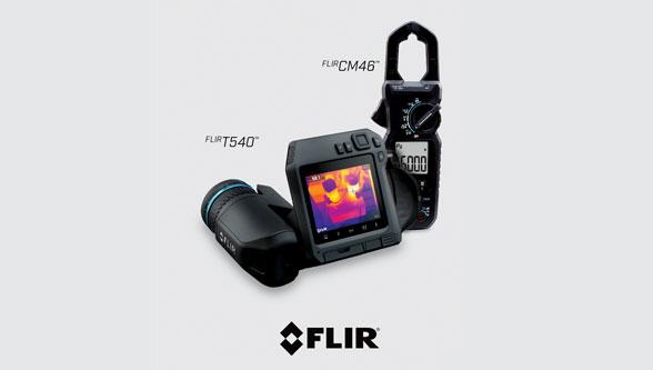 FLIR distribution panel thermal inseption helped HV ELECTRICAL