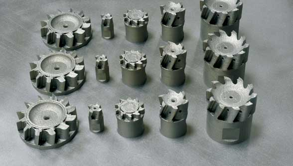 KOMET GROUP innovates cutting tools using metal 3D printing technology