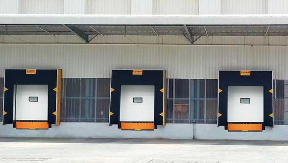 Loading bay equipment