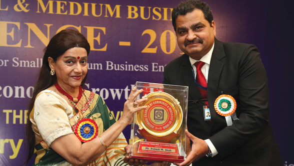 PRIMA EQUIPMENT  bagged National Industrial Excellence & Quality Brand India Award : 2019-23