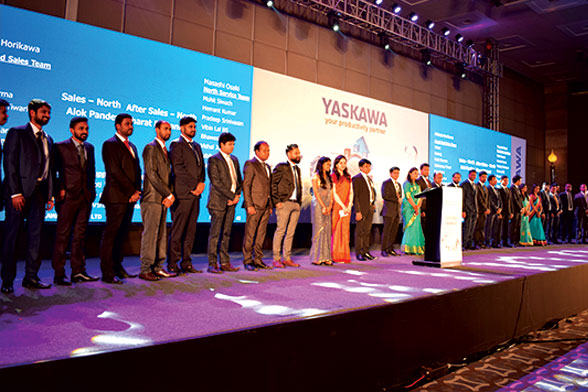 Yaskawa India, Robotics Customer Seminar, Gurugram – 2019