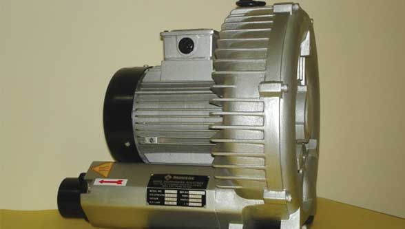 Minivac Side Channel vacuum Pumps & compressors (Turbine Blowers)