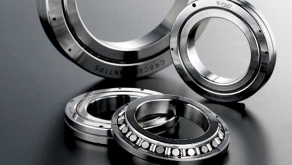 PMI Offers Wide Variety of Cross Roller Bearings