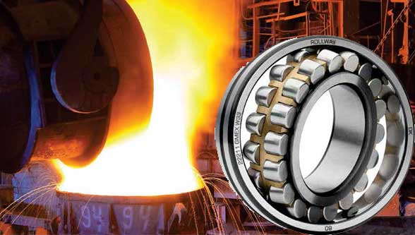 Rollway (R) Bearings: A century of excellence