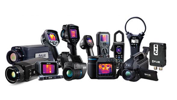 Flir System thermal cameras