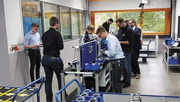 NORDPro Lab: Training to increase customer satisfaction