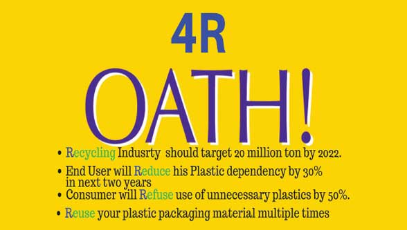 'Efficient plastic waste collection and recycling is the need of the hour'