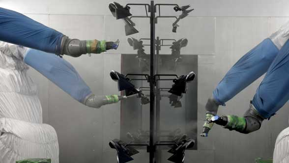 Robots in interaction