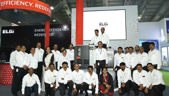 Elgi Equipments reiterates commitment to boosting energy efficiency & sustainability for every customer across the world