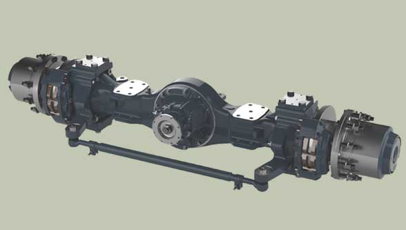 The lifecycle of traditional AxleTech products are higher than average axle.