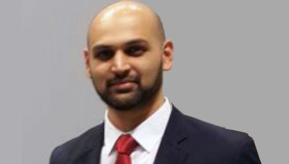 Mr Jay Shah, Executive Director, Essential Power Transmission Pvt Ltd
