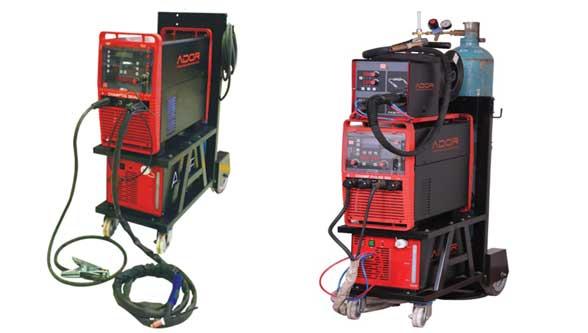 ADOR - GTAW Inverter Champ TIG 300AD And Champ Pulse 500
