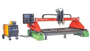 Stainless Steel and Carbon Steel plasma cutting systems: