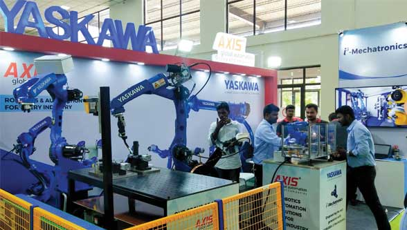 Yaskawa India Pvt Ltd Archives | ENGINEERING REVIEW