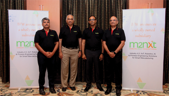 BFW Announces A Wholly Owned Subsidiary m2nxtSolutions