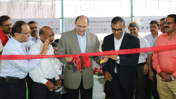 BFW unveiled a new Technology Center at Aurangabad