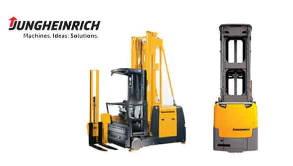 High-rack stacker , Jungheinrich Lift Truck India