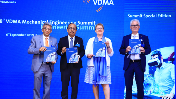 Bangalore hosts 8th VDMA Mechanical Engineering Summit