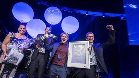 Kampag nominated for Swedish Steel Prize 2019