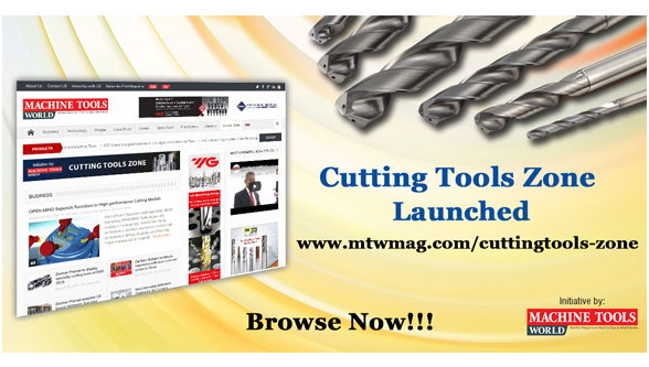 Machine Tools World launches Metal Cutting Special zone
