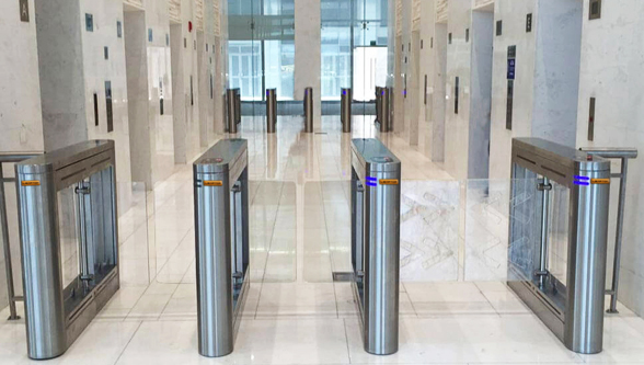 Entrance Automation gets more secured by LEAPTOR