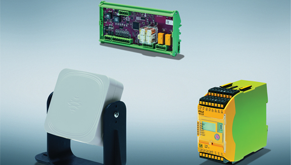 The World's First Radar System - Safe in the most rugged environment