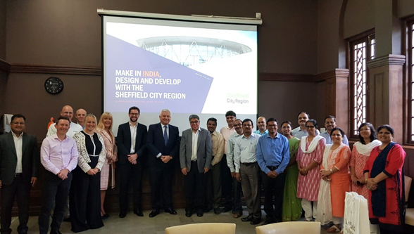 Sheffield businesses to build stronger ties with India