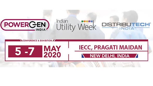 Powergen India, Indian Utility Week and Distributech India to see biggest conglomerate of power technologist