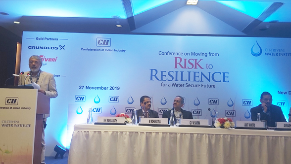 Grundfos India partners with CII to host conference on improving water management