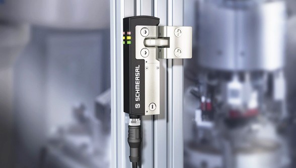 Schmersal presents smallest electronic solenoid interlock in the world