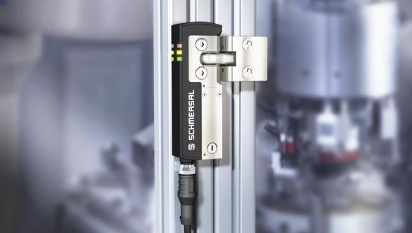 Schmersal presents smallest electronic solenoid interlock in the world