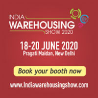 India Warehousing Show 2020, 18 - 20 JUNE 2020