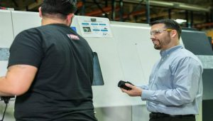 Mill-Turn Machine Programs Save Time and Money for Oil Industry Seismic Instrument Maker