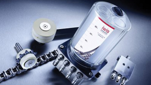 CLA lubrication system for chain drives