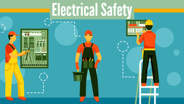 Safety first in electrical sector for optimum benefits