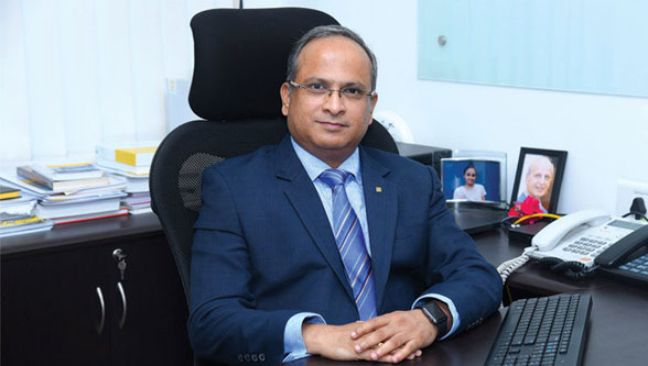 Riding on the technology transformation, Harting India