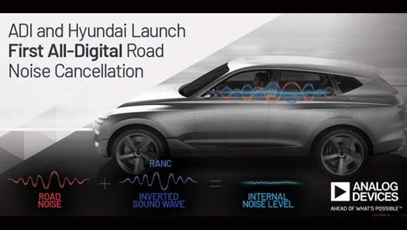 Analog Devices collaborates with Hyundai