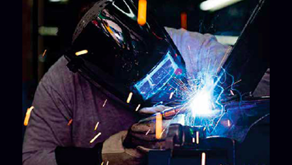 The new market for Aluminium welding