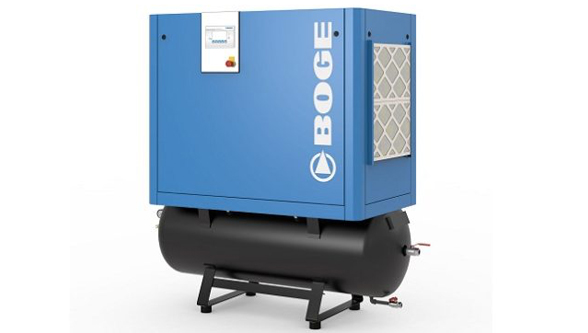 New compact and versatile screw compressors