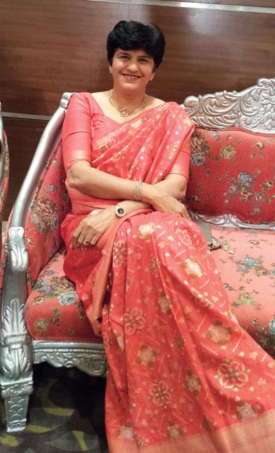 Bina Khambhaita, Executive Director, Cosmos Impex (I) Pvt. Ltd.