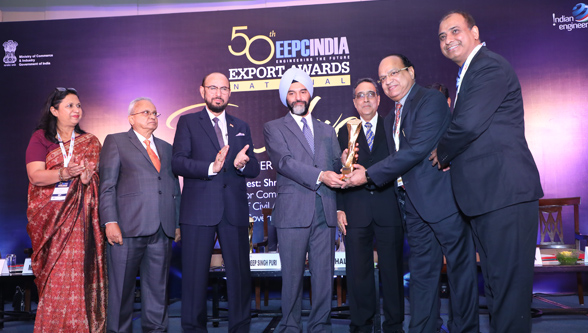Jindal Aluminium Limited Wins the Coveted National Award