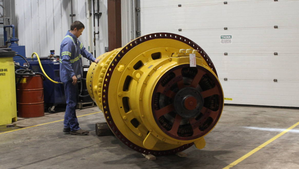 Sulzer repair & exchange program faciltates US miners