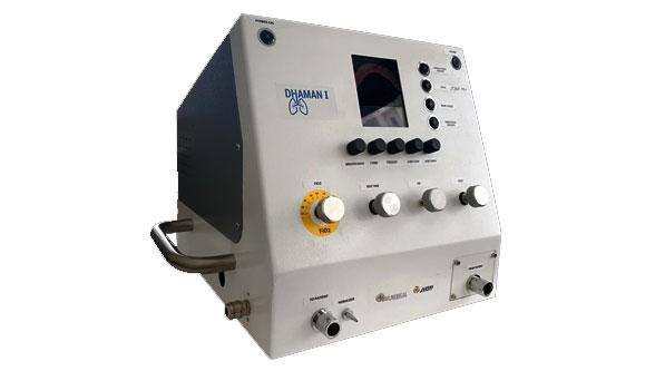 Jyoti CNC manufactures indigenous ventilators