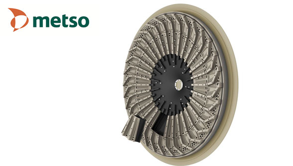 Metso expands megaliner concept including discharge systems
