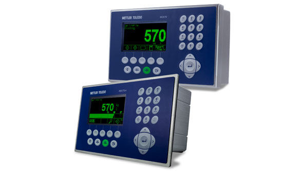 METTLER IND570xx:  One terminal, many solutions